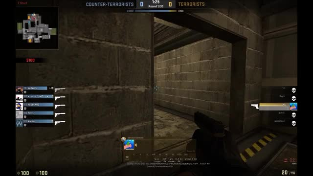 Watch 1v5 Pistol Ace GIF by @sneakietwinkie on Gfycat. Discover more Dashboard, GlobalOffensive GIFs on Gfycat