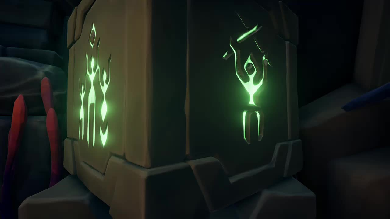 OMEGA 131313, SeaofThieves, gamer dvr, xbox, xbox one, when you replay the TT and just want to get done with it GIFs