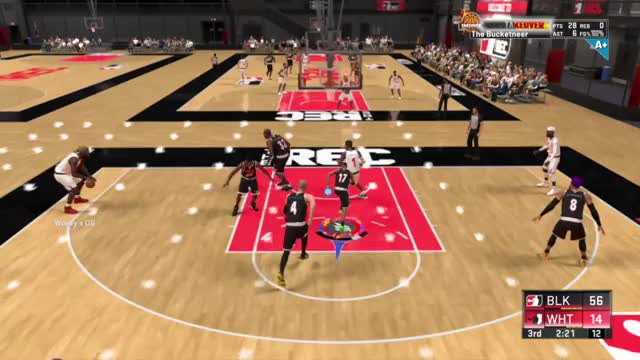 Watch and share The Bucketneer GIFs and Gamer Dvr GIFs by Gamer DVR on Gfycat