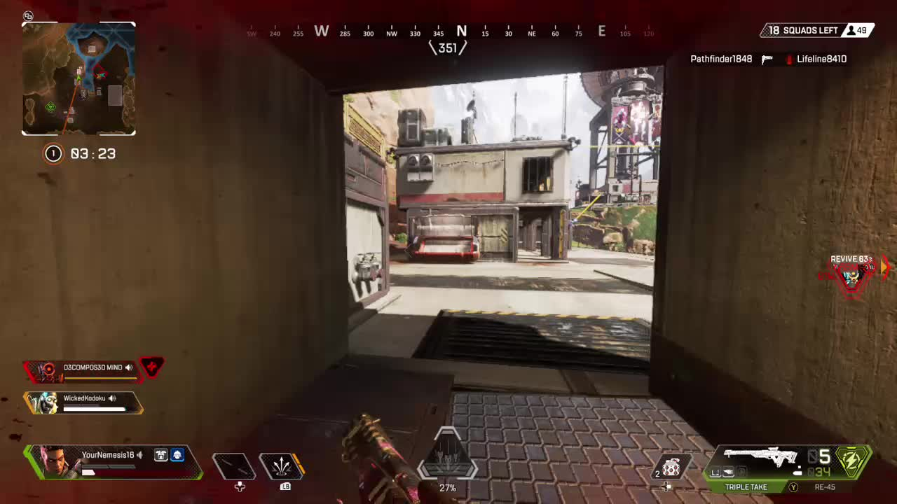 ApexLegends, YourNemesis16, gamer dvr, xbox, xbox one,  GIFs