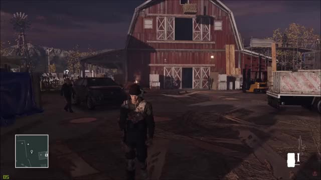 Watch and share Hitman GIFs and Gaming GIFs on Gfycat