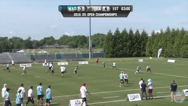 Watch and share 2016 US Open Sockeye V  Madison Club 720p GIFs by brummie49 on Gfycat