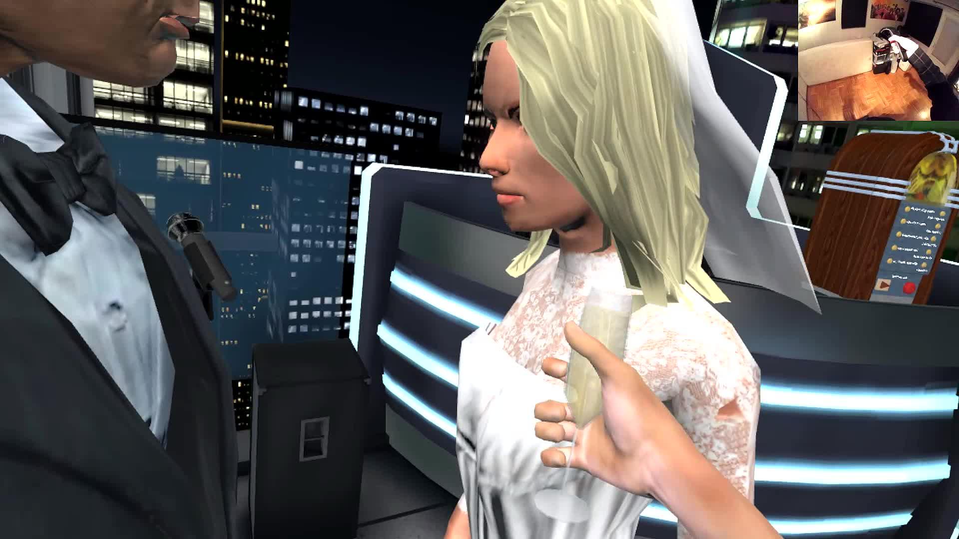 VR Wedding GIFs