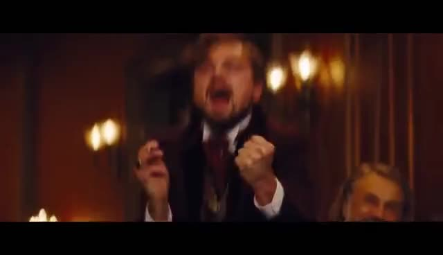 DJANGO, LEO, UNCHAINED, DJANGO UNCHAINED - LEO 2 GIFs