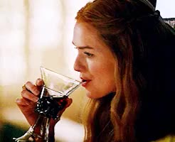 Watch this cersei lannister GIF on Gfycat. Discover more beautiful, beauty, cersei lannister, drinking, game of thrones, got, house lannister, lannister, lena headey, not my gif, queen cersei, reblog, wine GIFs on Gfycat