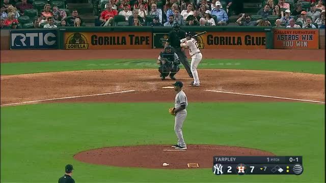 Watch and share Houston Astros GIFs and Baseball GIFs by richardopl on Gfycat