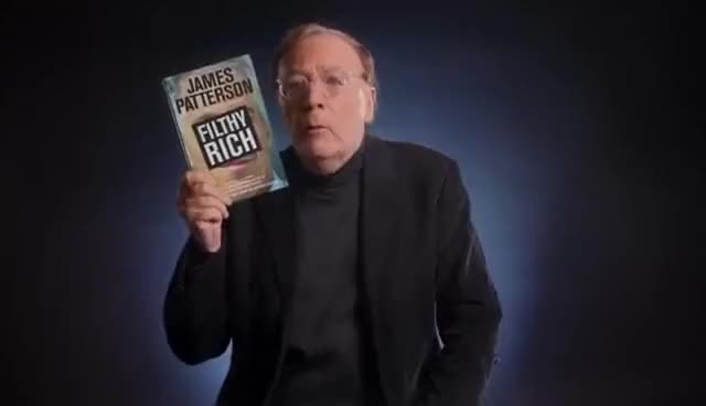Watch and share James Patterson - Filthy Rich GIFs on Gfycat