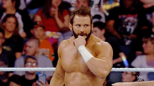Watch and share Zack Ryder GIFs on Gfycat