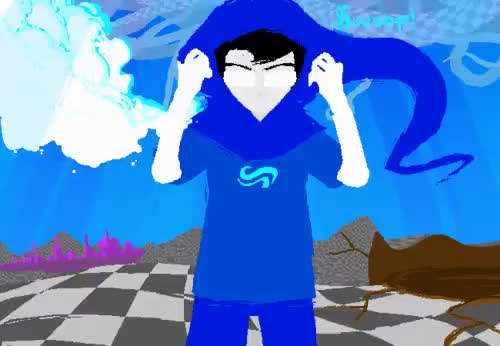Watch and share Homestuck Update GIFs and So I Did A Thing GIFs on Gfycat