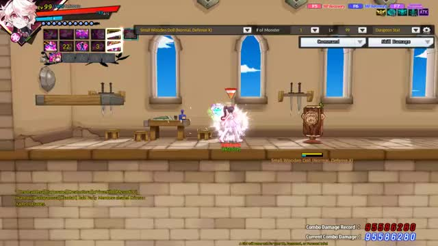 Watch and share Elsword - Mod Smash Demo GIFs on Gfycat