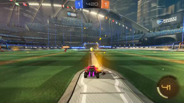 Watch Goal 3: deej GIF by Gif Your Game (@gifyourgame) on Gfycat. Discover more Gif Your Game, GifYourGame, Goal, Rocket League, RocketLeague, deej GIFs on Gfycat