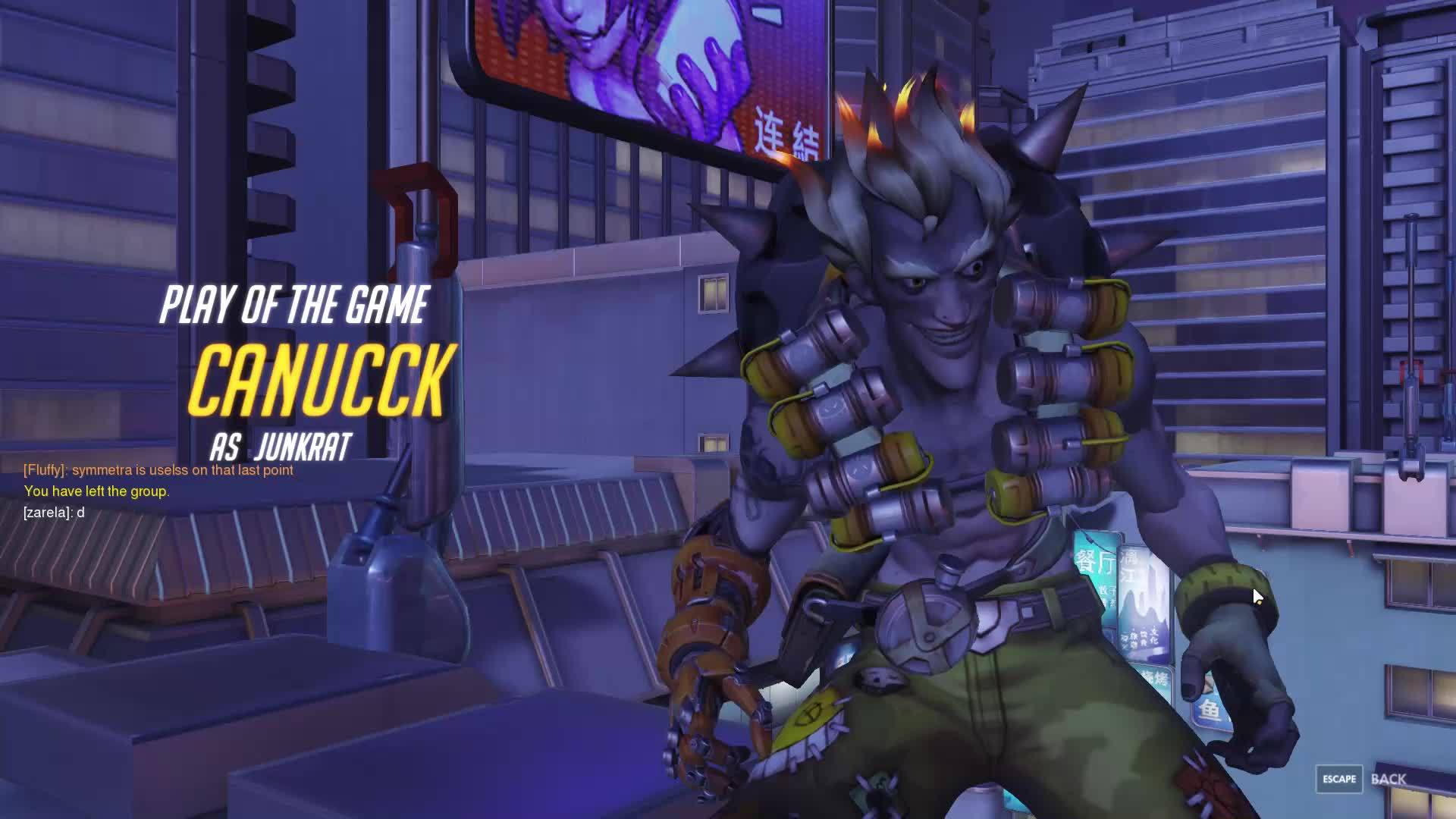 Junkrat, Overwatch, Spam GIFs