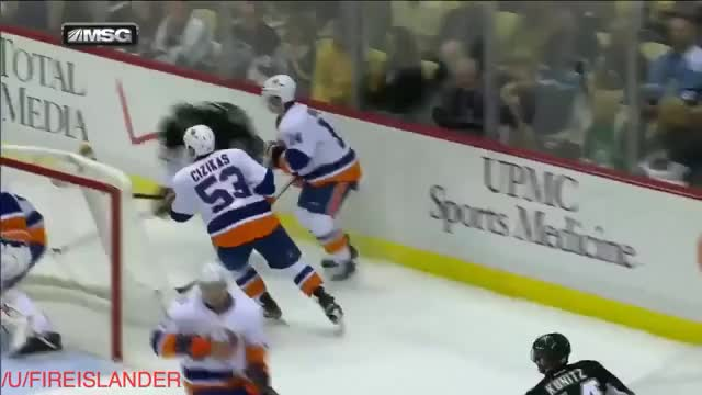 Watch and share Reversegif GIFs and Nhl GIFs by fireislander on Gfycat