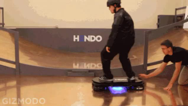 Watch hoverboard GIF on Gfycat. Discover more related GIFs on Gfycat