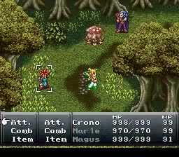 Watch and share Chrono Trigger - All Single Techs GIFs on Gfycat
