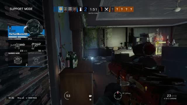Watch and share Corey GIFs and Siege GIFs by michaelbeeee on Gfycat