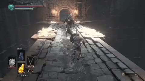 Watch and share Dark Souls Fail GIFs by lackdarknesz on Gfycat