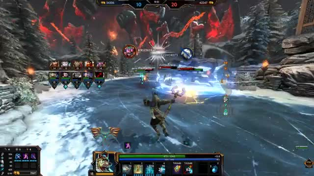 Watch and share Gaming GIFs and Smite GIFs by yurinating on Gfycat