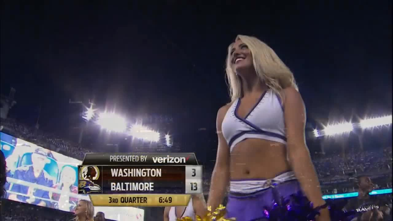 nfl, party, Baltimore Ravens cheerleaders GIFs