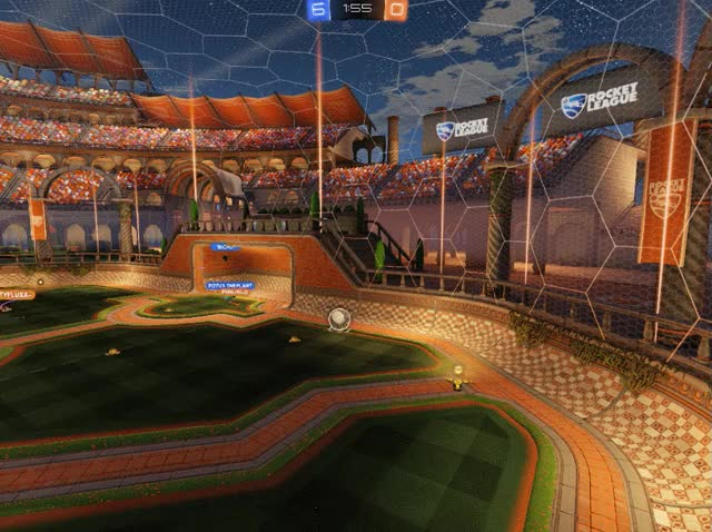 Watch and share Rocket League GIFs by estebanz on Gfycat