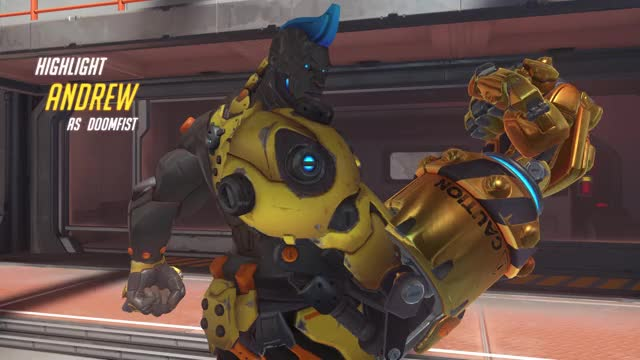 Watch and share Highlight GIFs and Overwatch GIFs by Junkrat 1-Trick on Gfycat