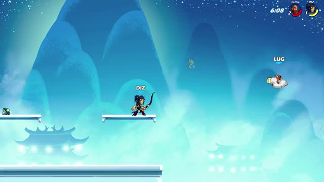 Watch did somebody mention unarmed dair active frames?  GIF by luggnagg (@nicholasbellock) on Gfycat. Discover more balanced, brawlhalla, funny, haha, is, meme, unarmed, xd GIFs on Gfycat