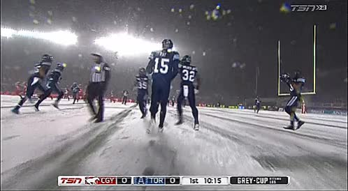 Watch 20171126 - GC - CGY 24 vs TOR 27 - TD Place - 6 Marcus Ball - Hit GIF by Archley (@archley) on Gfycat. Discover more 105th, 2017, Argonauts, CFL, Calgary, Football, Grey Cup, Hit, Marcus Ball, Stampeders, TD Place, Toronto GIFs on Gfycat
