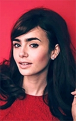 flaunt photoshoot, glamour photoshoot, lily collins, mine, the mortal instruments,