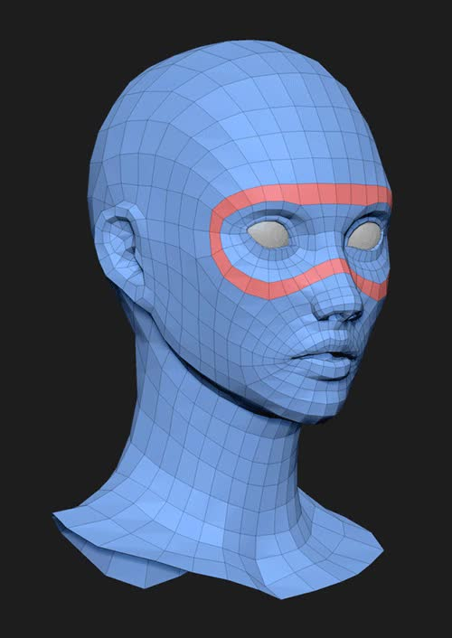 Watch Some guidelines I use when creating topology. It's not perfe GIF on Gfycat. Discover more 3d, art, lowpoly, original, topology, tutorial, wip GIFs on Gfycat