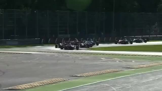 Watch Carnage in the GP3 at Monza. (reddit) GIF on Gfycat. Discover more Formula1GIFS, formula1gifs GIFs on Gfycat