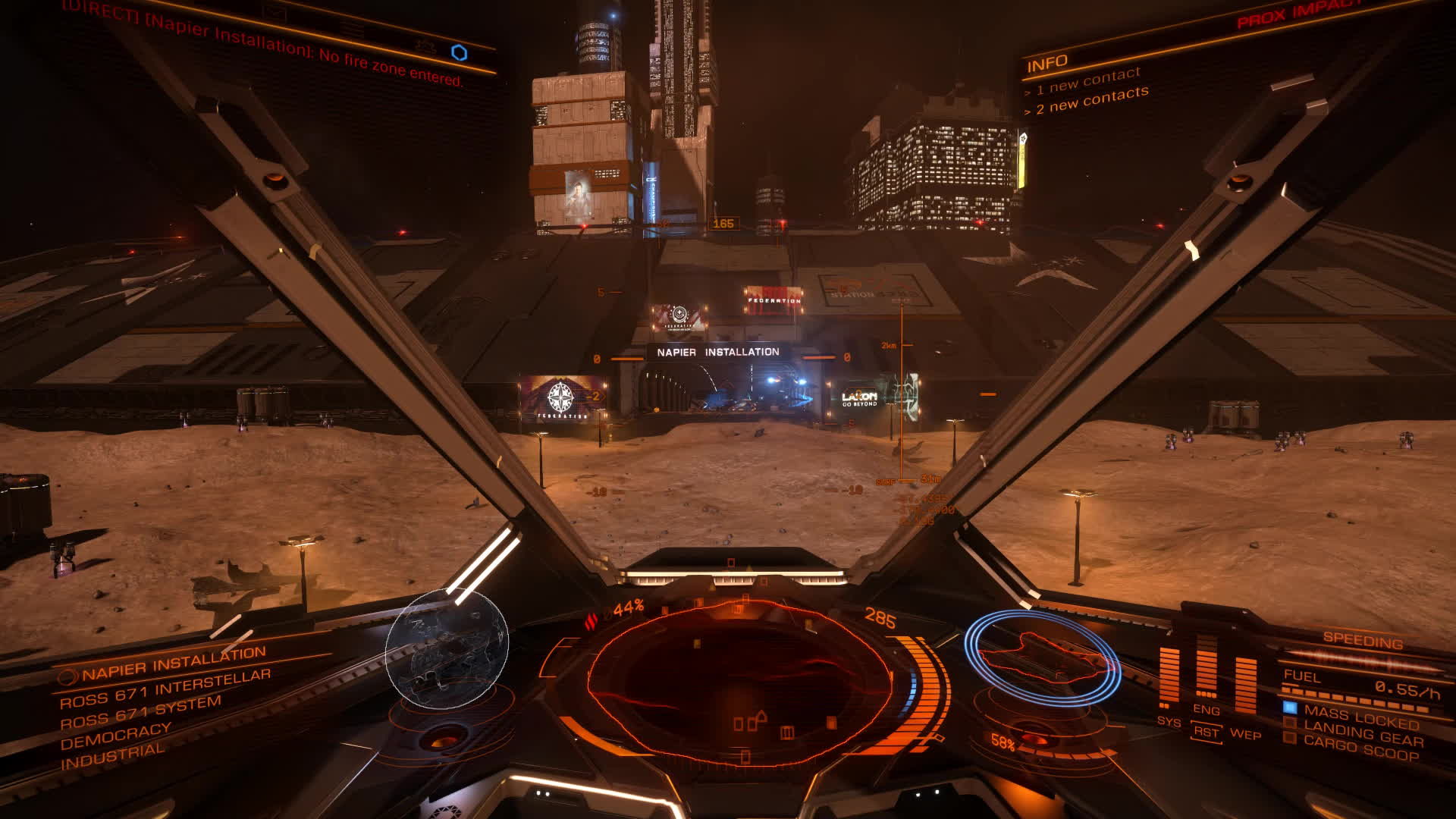 elite dangerous, eliteracers, racing, Get Outta the Way!!! GIFs