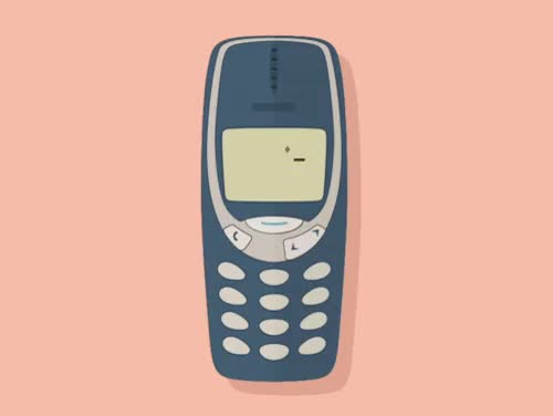 Watch Classic snake on a Nokia phone GIF on Gfycat. Discover more related GIFs on Gfycat