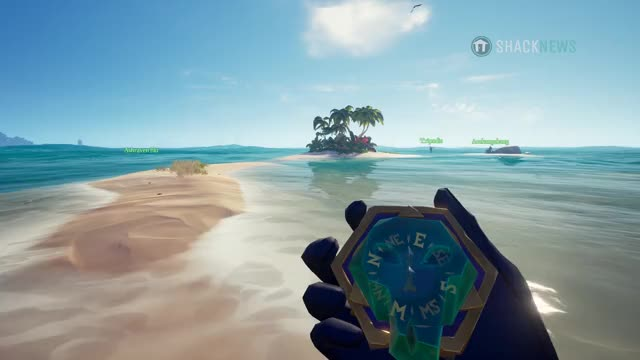 Watch and share Sea-of-Thieves-Stars-of-a-Thief-Sudds-Notes-1 GIFs by Sam Chandler on Gfycat