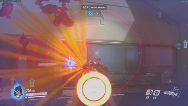Watch pin GIF by Lily Lovely (@oliviauzo) on Gfycat. Discover more ana, overwatch GIFs on Gfycat
