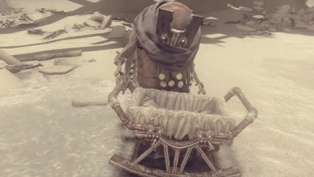 Watch and share Nier-robots-gif-1 GIFs by B on Gfycat