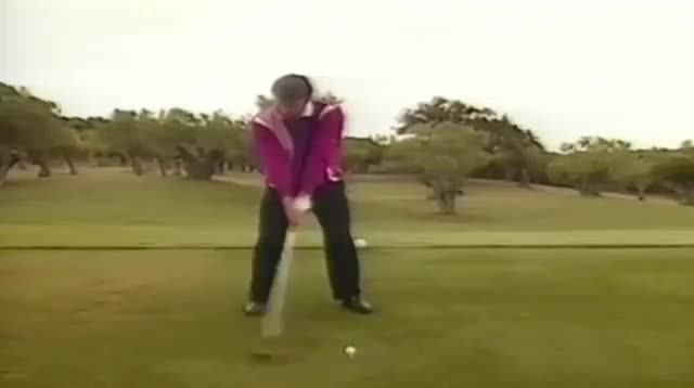 Watch Nick Faldo's Golf Swing 1994 GIF on Gfycat. Discover more Golf, Major, Vision, british, champion, championship, classic, faldo, masters, mbe, motion, nick, open, slow, swing, time, us GIFs on Gfycat