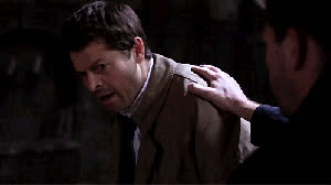 misha collins, think just threw up in my mouth bbeb bee eaf GIFs