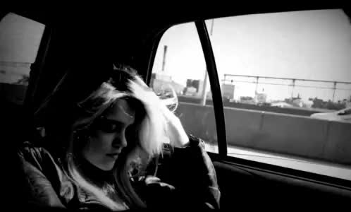 Watch mine GIF on Gfycat. Discover more beauty, black and white, cool, gif, music, musician, singer, sky ferreira, street, teen, teenagers GIFs on Gfycat