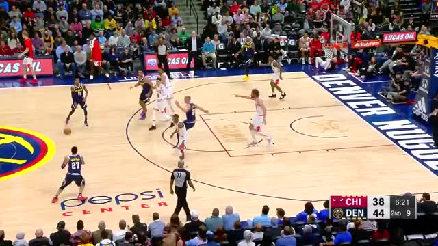 Watch and share Denver Nuggets GIFs and Basketball GIFs on Gfycat