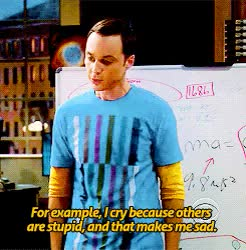 Watch and share The Big Bang Theory GIFs and Sheldon And Penny GIFs on Gfycat