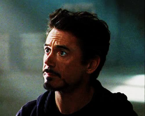 Watch and share Tony Stark X Reader GIFs and Tony Stark One Shot GIFs on Gfycat
