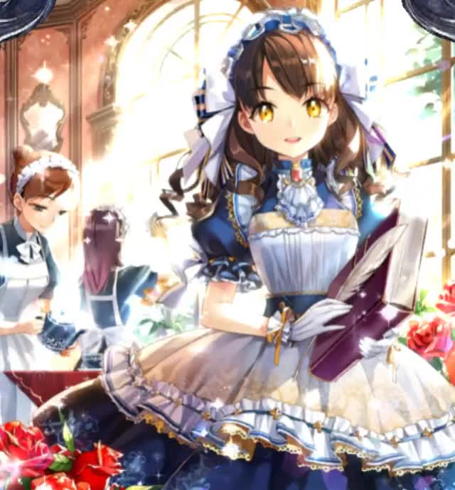 Watch and share Maid Leader+ GIFs by aran-fey on Gfycat
