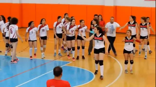 Watch and share Fırat University V.S Haci Bektas Veli Nevsehir University (10.03.2016) GIFs on Gfycat
