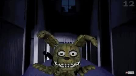 Watch and share Fnaf 4 GIFs on Gfycat
