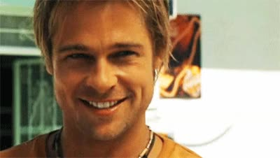 Watch Brad Pitt GIF on Gfycat. Discover more brad pitt GIFs on Gfycat