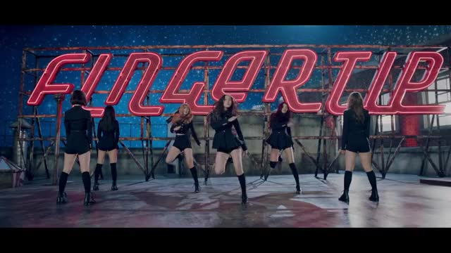 Watch [MV] GFRIEND(여자친구) _ FINGERTIP GIF on Gfycat. Discover more 1thek, kpop GIFs on Gfycat