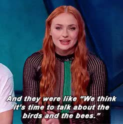 Watch and share Sophie Turner GIFs and Gotcastedit GIFs on Gfycat