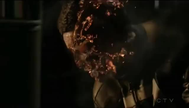 Watch Quake and Ghost Rider 4X01 FIGHT SCENE GIF on Gfycat. Discover more related GIFs on Gfycat