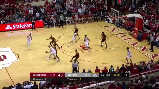 Watch and share Big Ten Network GIFs and Devonte Green GIFs by bladner on Gfycat