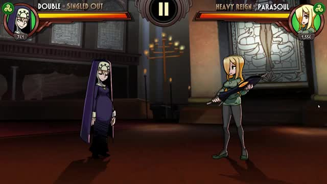 Watch Double Intro 2 GIF by Skullgirls Mobile (@sgmobile) on Gfycat. Discover more sgmobile, skullgirls GIFs on Gfycat